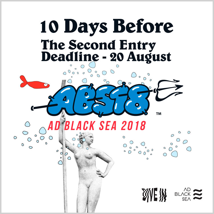 Ad Black Sea 2018