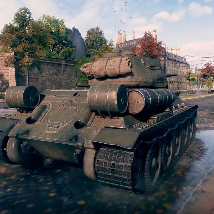 Яндекс.Навигатор, Яндекс, танки, World of Tanks