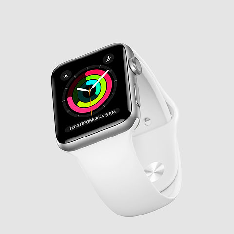 Видео, Apple Watch Series 4, Apple