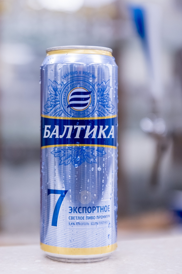 Рестайлинг, Дизайн упаковки, Балтика, «Балтика 7», DEZA, Cartils, Carlsberg Group